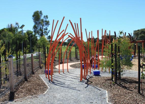 Markham Reserve Playground