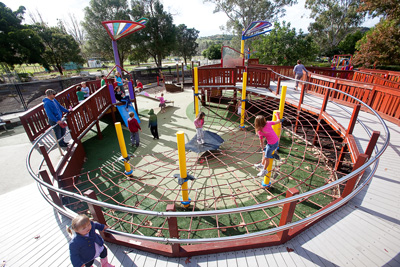 lake-maquarie-variety-playground-overview