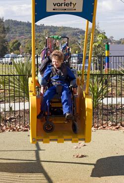 lake-maquarie-variety-playground-swing